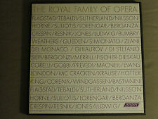 V/A THE ROYAL FAMILY OF OPERA 3LP BOX SET '68 LONDON RFO S-1 RARE CLASSICAL NM-