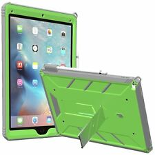 Poetic Revolution Rugged Protective Case for iPad Pro 12.9 w/Pencil Holder Green