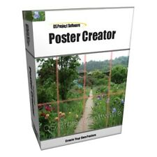 Create Posters Digital Image Printing Software Win Mac