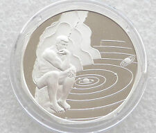 1999 Hungary Millennium 2000 Forint Silver Proof Coin