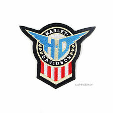Harley Davidson Patch RETRO BADGE