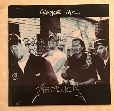 2 CD METALLICA GARAGE INC. VERTIGO 538 351-2 1998 ROCK