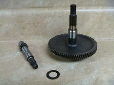 Honda Scooter 50 NQ NQ50 SPREE Used Engine Transmission Shaft Set 1986 #HB29