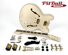Pit Bull Guitars ES-1GT Electric Guitar Kit