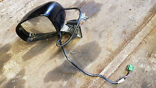 VW BEETLE 1996 - 2006 LEFT HAND NEAR SIDE WING MIRROR IN BLACK