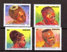ZIMBABWE, 2013  HAIR STYLES  MNH - ISSUE DATE 17th DEC 2013