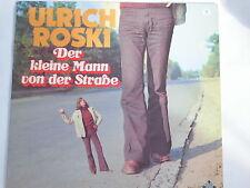 ULRICH ROSKI -Der kleine Mann von der Straße- LP