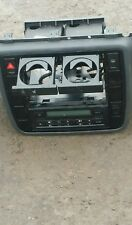 VW SHARAN MK2  CENTRE CONSOLE AND  A/C HEATER CONTROLS  DIGITAL