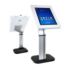 UNIVERSAL TAMPER PROOF ANTI-THEFT IPAD KINDLE TABLET KIOSK FLOOR STAND HOLDER