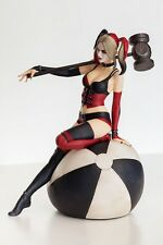 Harley Quinn EE Exclusive Statue 475/500 Yamato Luis Royo Suicide Squad NEW