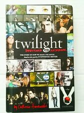NEW Twilight: Director's Notebook: The Story of How We Made the Movie Based on t