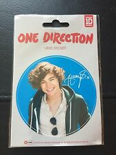 ONE DIRECTION VINYL STICKER official licensed merchandise 1D Harry Styles