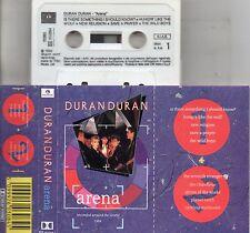 DURAN DURAN cassetta MC MC7 ARENA made in ITALY musicassetta originale 1984 TAPE