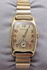 Vintage Hamilton Men's Wristwatch - Running Condition.  See Details and Pictures