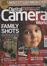 DIGITAL CAMERA WORLD MAGAZINE UK #146 JANUARY 2014, WITH FREE GIFTS SEALED.