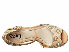 Circus by Sam Edelman Sutton Espadrille Sandal, Natural, 8 1/2