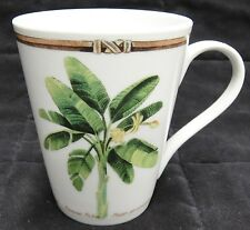 Banana Palm Tree Mug by Florida Marketplace Palm Island Excellent Condition