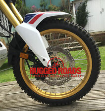 Rugged Roads - Front Fender Lift Kit - Honda CRF 1000L Africa Twin - 4730