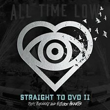 All Time Low-Straight to DVD II: past, present, and future HEART CD + DVD NUOVO