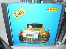The Beatles Crazy Shows Rare Cd 1988 Live Stockholm Usa London 1963/1965