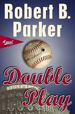 ROBERT PARKER DOUBLE PLAY 1ST 1ST SIGNED