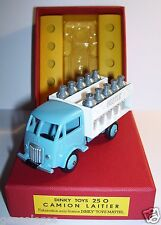 INTROUVABLE DINKY TOYS ATLAS CAMION LAITIER NESTLE FORD REF 25O IN BOX