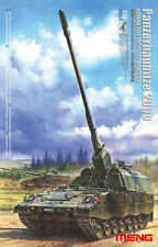 Meng Model TS-012 1/35 German Panzerhaubitze 2000 Self-Propelled Howitzer