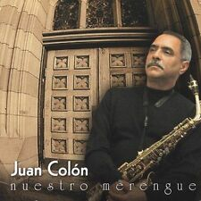 Nuestro Marengue * by Juan Colon (BUY 1 AND CHOOSE 3 FREE CDS FROM CATALOG)