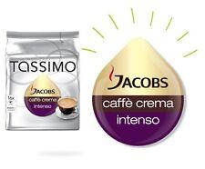 3 Pack tassimo jacobs caffè crema Intenso gousses gélules 48 T-discs 48 portions