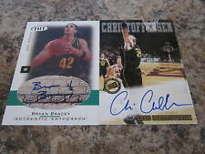 OREGON DUCKS Certified AUTHENTIC Autograph BASKETBALL Card Lot From Packs