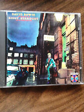 David Bowie THE RISE AND FALL OF ZIGGY STARDUST cd RCA JAPAN-U.S. 1ST.PRESS