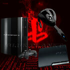 Quality Wireless Bluetooth Headphone Headset With Microphone For PS3 PlayStation