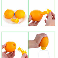 Easy Manual Hand Citrus Juicer Orange Plastic Squeezer Lemon Fruit Press Juice