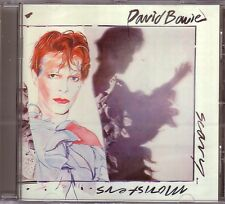 CD . DAVID BOWIE - Scary Monsters (NEU! dig.rem. Fashion Ashes to Ashes
