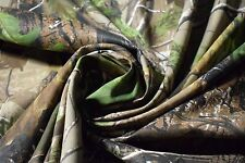 "Realtree AP Camouflage 60"" Wide Cotton Poly Comfort 7 Oz.Twill Apparel Fabric"
