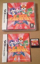 Party carnival jeu pour Ds Dsi Lite 3Ds Nintendo complet & boxed 99p uk p&p