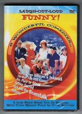 LAUGH-OUT-LOUD FUNNY new dvd SIX 6 MOVIES ON TWO DISCS