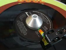 "RECORD 45 7"" centro Riduttore/Adattatore US Americano Northern Soul Player Jukebox."