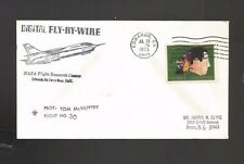 DIGITAL FLY BY WIRE FLIGHT NO 30 TOM MCMURTRY JUL 24,1973 EDWARDS AFB, CA