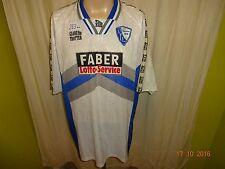 """Vfl bochum globe Trotter camiseta 2000/01 """"Faber lotto-service"""" talla XXL Nuevo"""