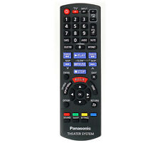 New PANASONIC SC-BTT405 / SA-BTT405 100% Original Remote Control