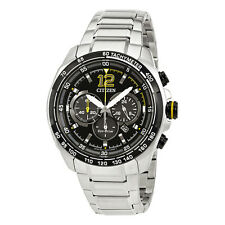Citizen Black Dial Mens Chronograph Watch CA4234-51E