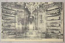 """CPA """" Monasterio del Escorial - Panteon de los Reyes"""