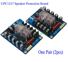 1Pair Mono UPC1237 Speaker Protection Board C1237HA Mirror Symmetry Circuit