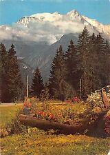 BR50112 Le Mont blanc vu du mont d arbois bettex       France