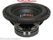 "10"" SUBWOOFER PowerBass Premium HQ Car Audio Stereo DVC Sub WOOFER Bass Speaker"