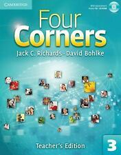 Four Corners Level 3 Teacher's Edition with Assessment Audio CD/CD-ROM by...