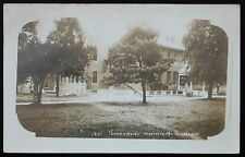 1910's RPPC Postcard ~ LADIES HOME ~ Ohio Wesleyan College ~ Warrenton, Missouri