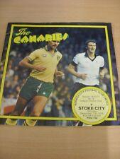 11/12/1976 Norwich City V Stoke City. (cualquier notable fallas con este artículo Wil