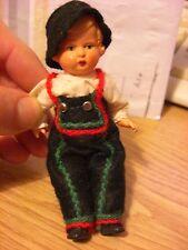 1 Puppe in Tracht , sehr alt und selten ! TOP Zustand !  in Handarbeit gefertigt